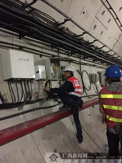 移动4G网络已全面覆盖南宁地铁1号线东段