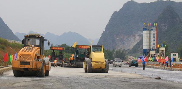 广西路建工程机械设备租赁公司