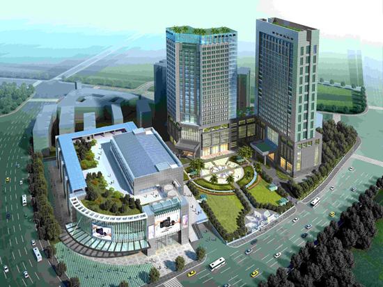 4月28日焦点图:南宁工人文化宫将于近期恢复开放