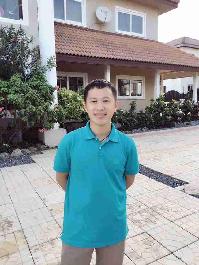 吴锦明:一个高富帅淘金客