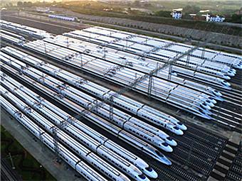5月21日焦点图:7条高铁贯通广西11个地市