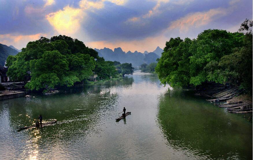 """柳州4个旅游项目入围""""全国优选"""" 优先获资金支持"""