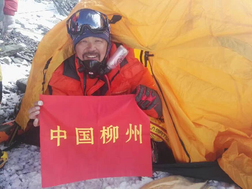 """高清:柳州人创多项运动壮举 """"土壤""""孕育众多勇士"""
