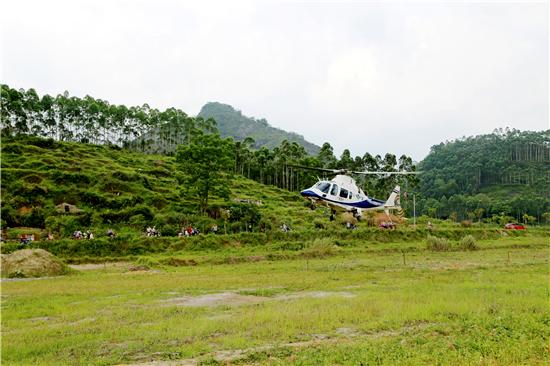 县公安局圆满完成生态旅游养生节安保工作