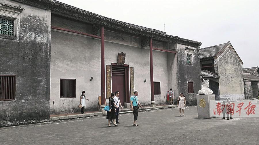 """钦州刘永福旧居部分""""被关门"""" 后人自称遇到烦心事"""
