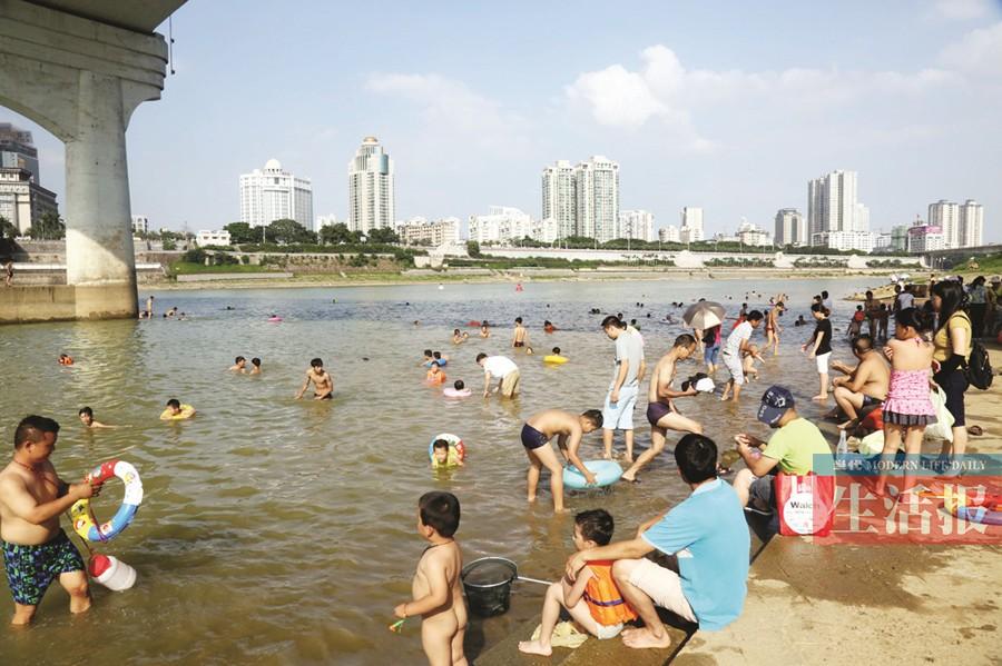广西大部最高雨水在34℃左右3日起气温又送清美女总裁沈浪图片