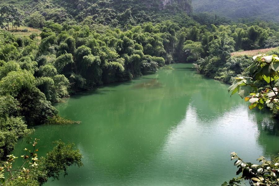 中国玄河(永州暗河)