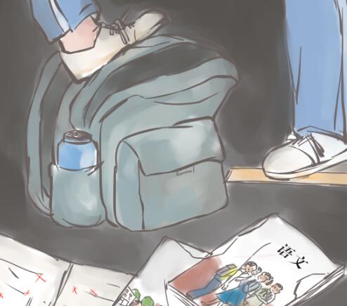 [新桂漫画]校园欺凌 走不出的青春噩梦