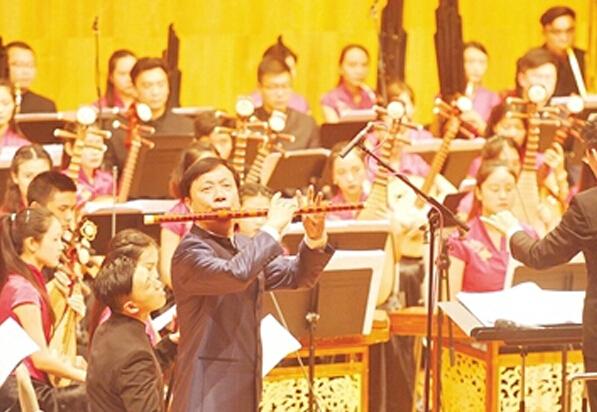 """中国-东盟音乐周落幕 构建音乐""""海上丝绸之路"""""""