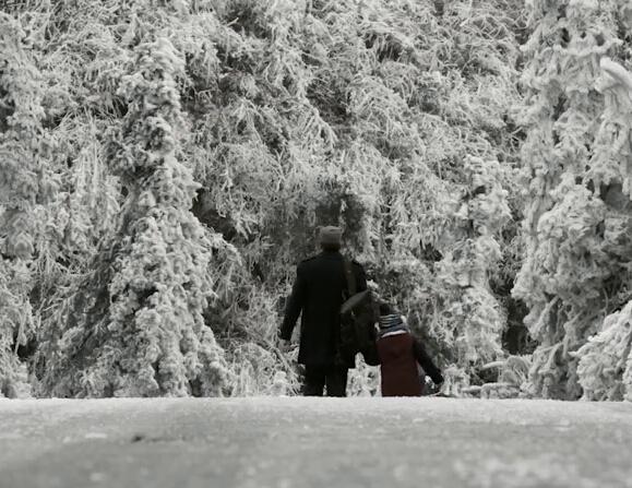 江上・冬之韵