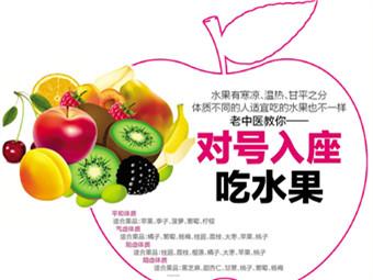 22日焦点图:夏季水果集中上市 吃水果需对号入座