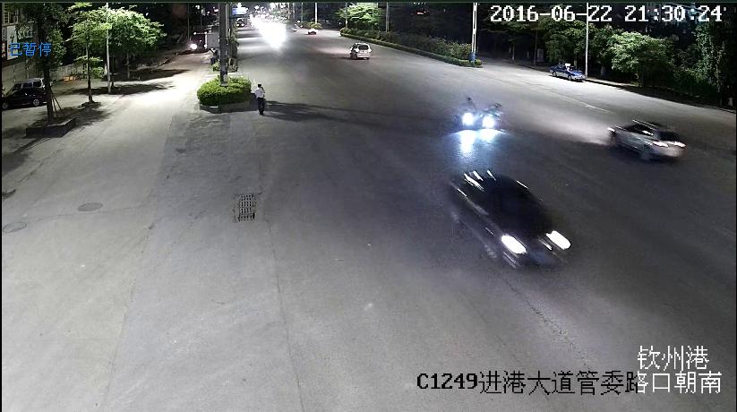 高清:男子酒驾逃逸 将车藏匿五公里外偏僻草丛