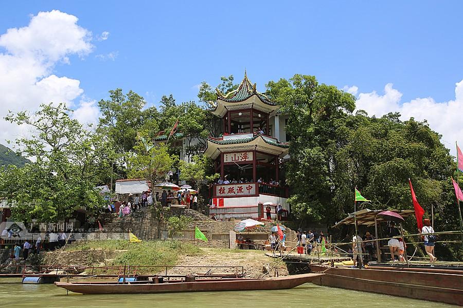 高清图集:走进浮山歌节 享受文化传承之魅
