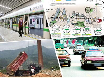 6月27日焦点图:南宁开启地铁时代