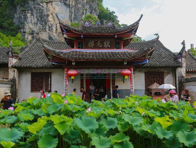 贺州市秀水村:长寿文化与生态旅游协同发展(图)