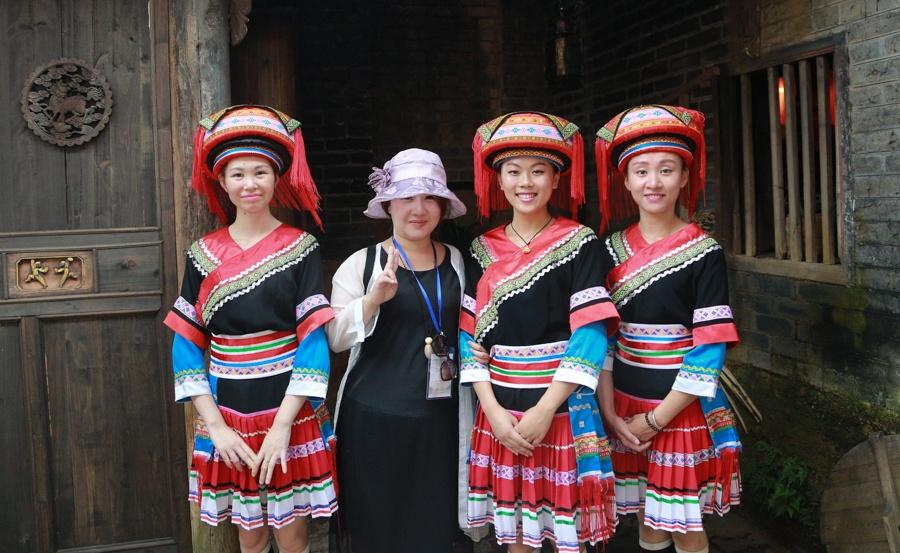 高清:恭城打造特色生态乡村旅游
