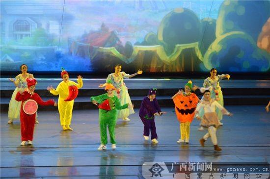 联发暑期献礼 儿童音乐剧《淘气拉比》圆满落幕