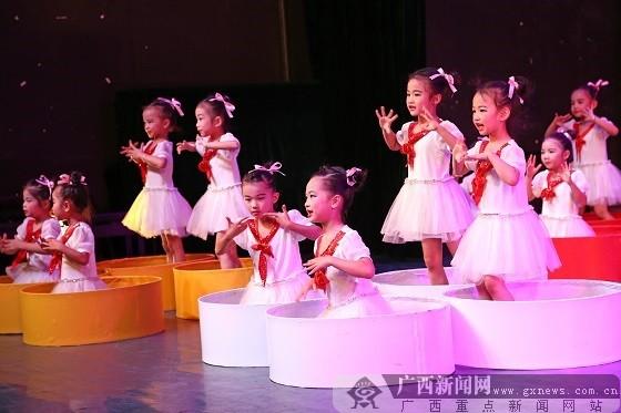 中国·东盟(南宁)少儿儿童艺术节舞蹈专场开赛