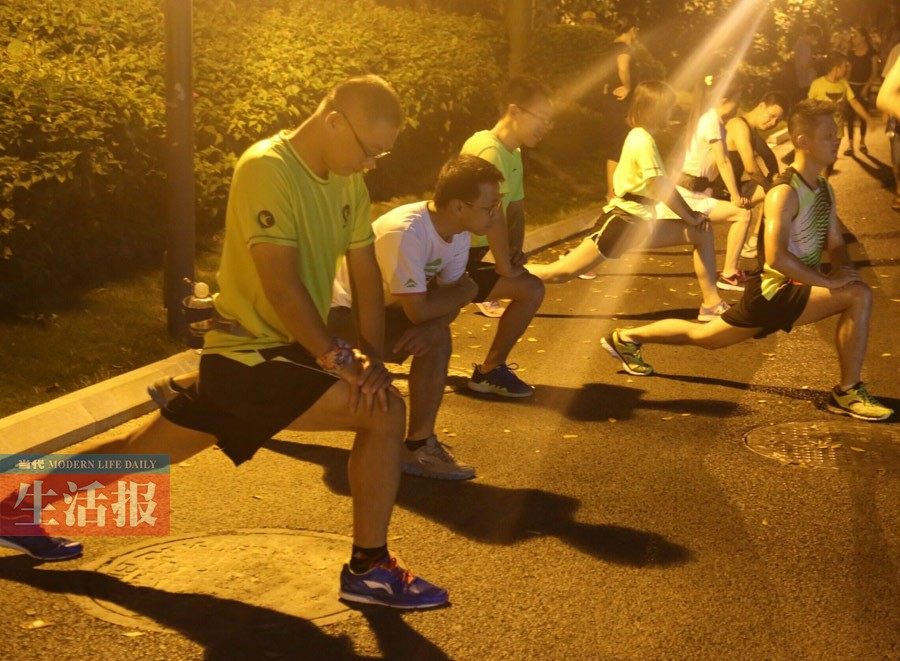 7月20日焦点图:南宁一27岁小伙夜跑后猝死