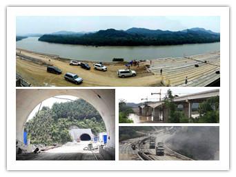 8月4日焦点图:三柳高速雄姿渐显 年底通车不是梦