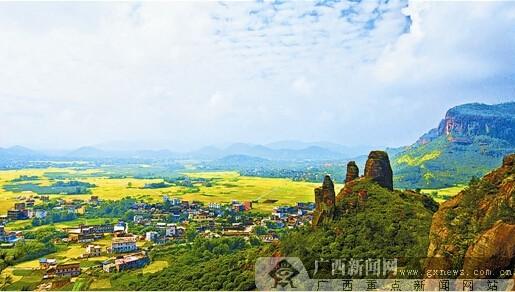 """北流市创建广西特色旅游名县:""""千年陶都""""华丽变身"""