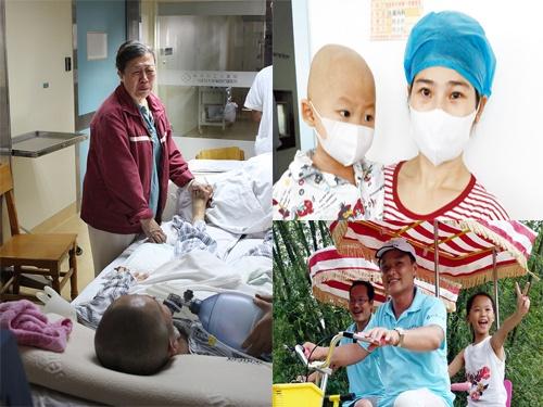 """8月12日焦点图:女儿重症住院 六旬母""""陪床""""一整年"""