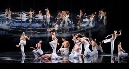 《水月》起舞国家大剧院