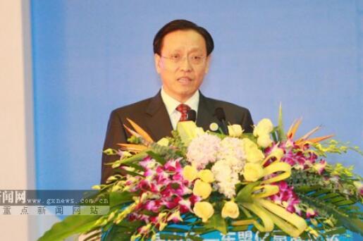 中国国家发展和改革委员会副主任林念修先生致辞
