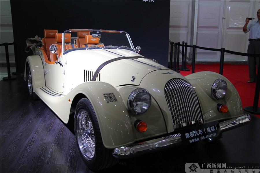 高清:中国―东盟(柳州)汽博会 展出车型多