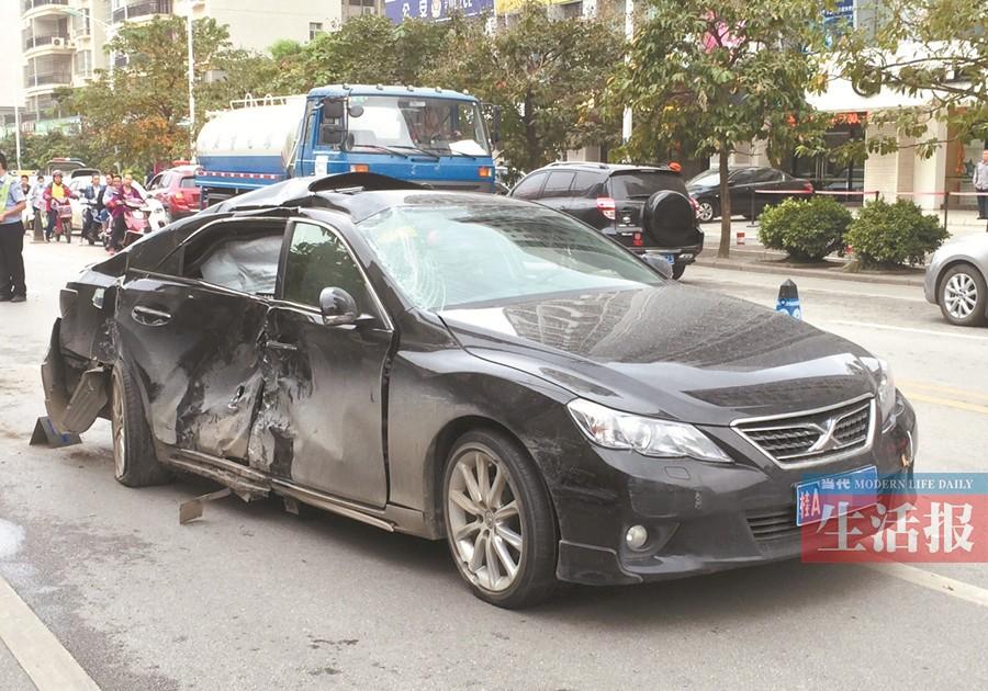 9月20日焦点图:南宁女司机醉驾致3死或领刑