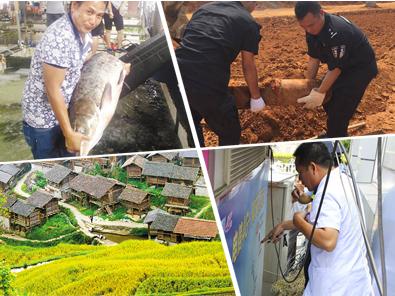9月21日焦点图:南宁现31公斤大头鱼