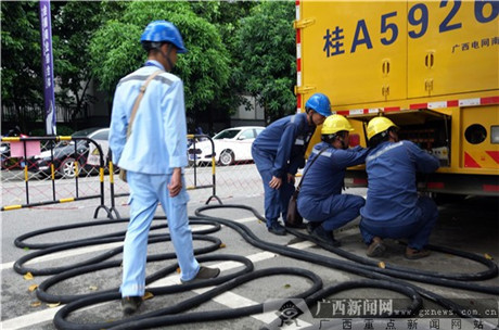 南宁供电局十二年磨一剑保障第13届东博会正常供电