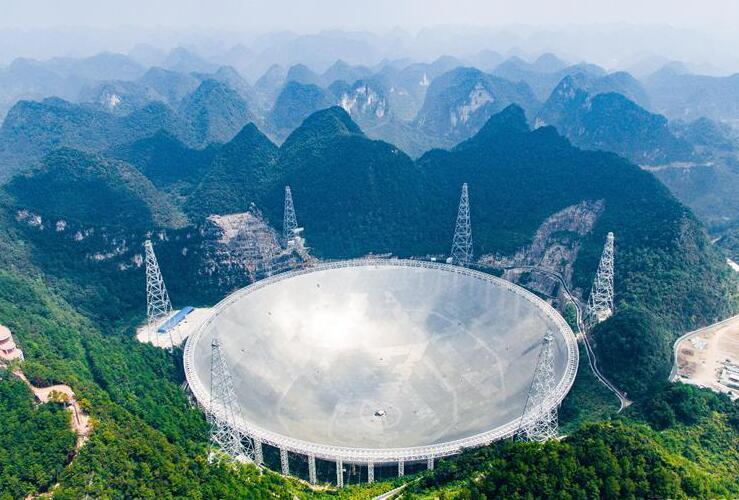 """""""天眼""""工程里的中国创造"""