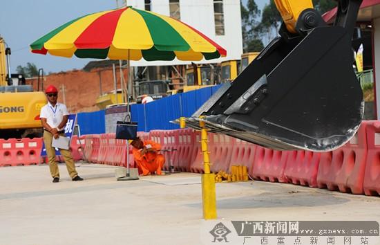 2016年广西交通运输行业技能大赛圆满落幕