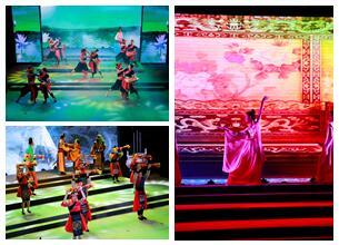 高清:观大型古装剧《临贺长歌》飨视听盛宴