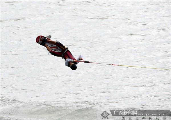 2016中美滑水明星对抗赛落幕 中国队获胜