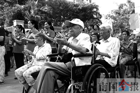 政府购买居家养老服务铺开 柳州五类老人获关照