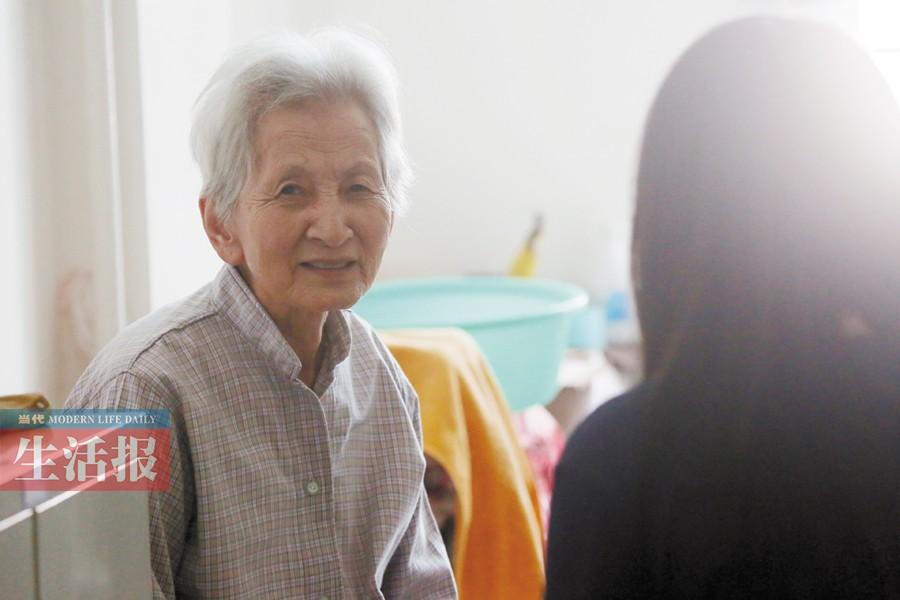 重阳节里的养老院:老人们最想的还是儿女能常来