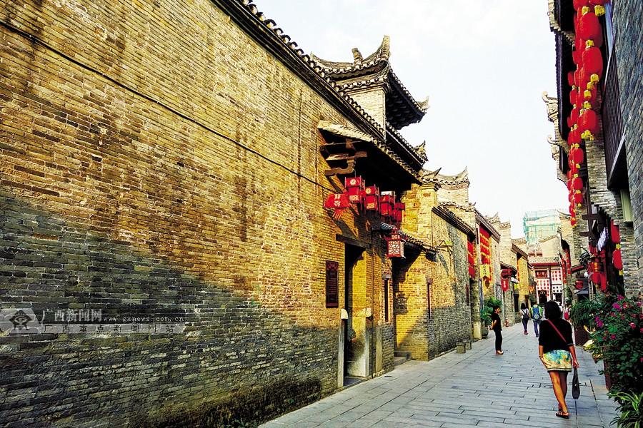 桂林东西巷:回味百年老巷 探寻老桂林的历史印痕