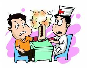 专家:成年人每年至少应测一次血压
