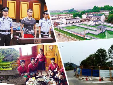 """10月14日焦点图:南宁""""蓝山上城劫杀案""""开审"""