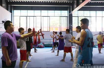 [体育走基层九]广西体专:八桂体育人才的摇篮