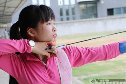 [体育走基层五]广西击箭主任:超越自己就是冠军
