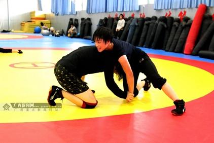 [体育走基层六]广西重竞技项目时隔多年重返奖台