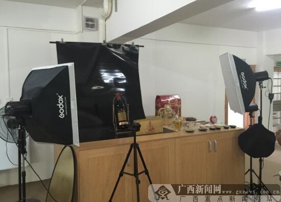 """[荔乡新跨越]灵山农产品插上""""互联网+""""的翅膀"""