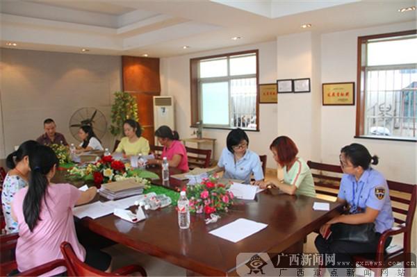 柳南法院成功调解151起追索劳动报酬纠纷系列案