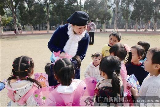 记广西教育厅幼儿园园长李淑贤:倾听花开的声音