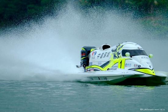 柳州摩托艇水上狂欢节