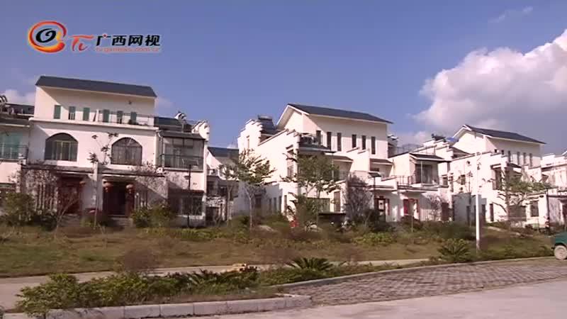 临桂新寨村:高标准绿化 农村公园展新颜