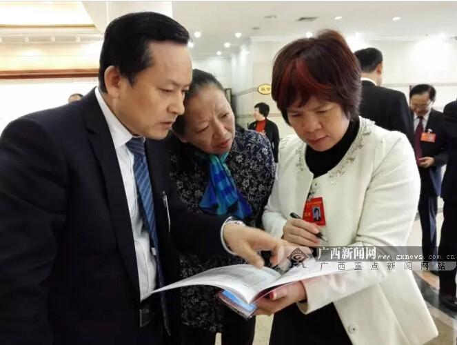 党代会广西高校代表谈感想 不负重托办好学校